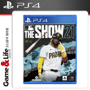 PS4 MLB THE SHOW 21 / MLB21 / 더쇼21 사전예약