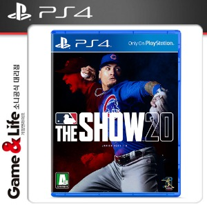 PS4 MLB THE SHOW 20 / MLB20 / 더쇼20