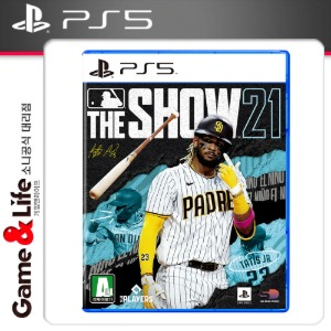 PS5 MLB THE SHOW 21 / MLB21 / 더쇼21 /PS5버전